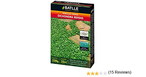 Semillas de Césped - Césped Dichondra Repens 250g - Batlle: Amazon ...
