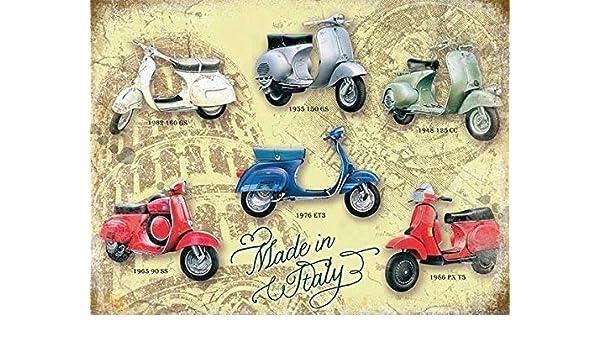 Patinetes. Fabricado en Italia. Modelos de Años 40, 1950 ...