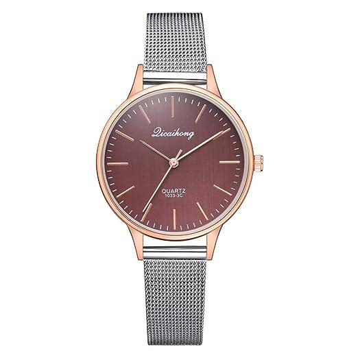 Reloj - Givekoiu - para - Women Watches Sale Clearance: Amazon.es ...
