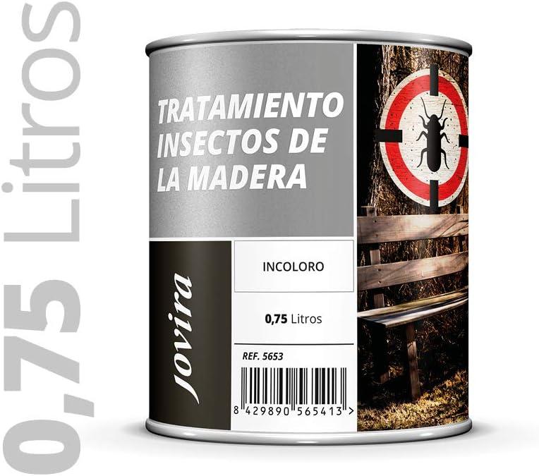 MATACARCOMA anticarcoma, Tratamiento para insectos de la madera (Mata carcoma, Anticarcoma) 750ML