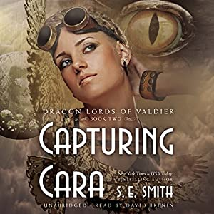 Capturing Cara Audiobook
