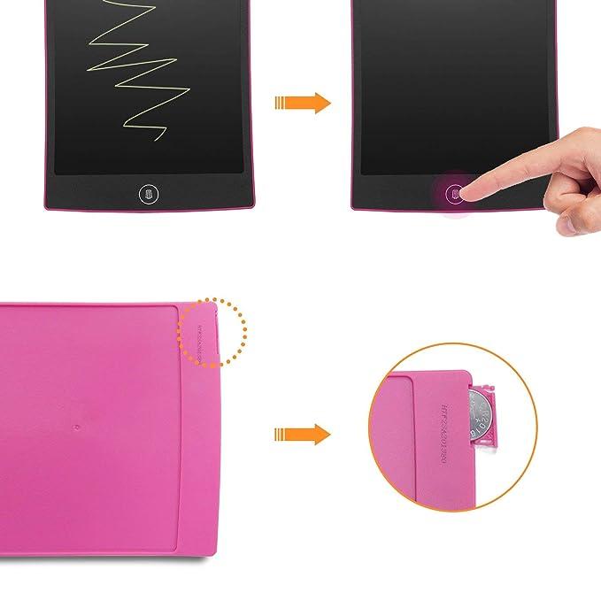 Amazon.com: Acjeny - Tableta de escritura electrónica LCD de ...