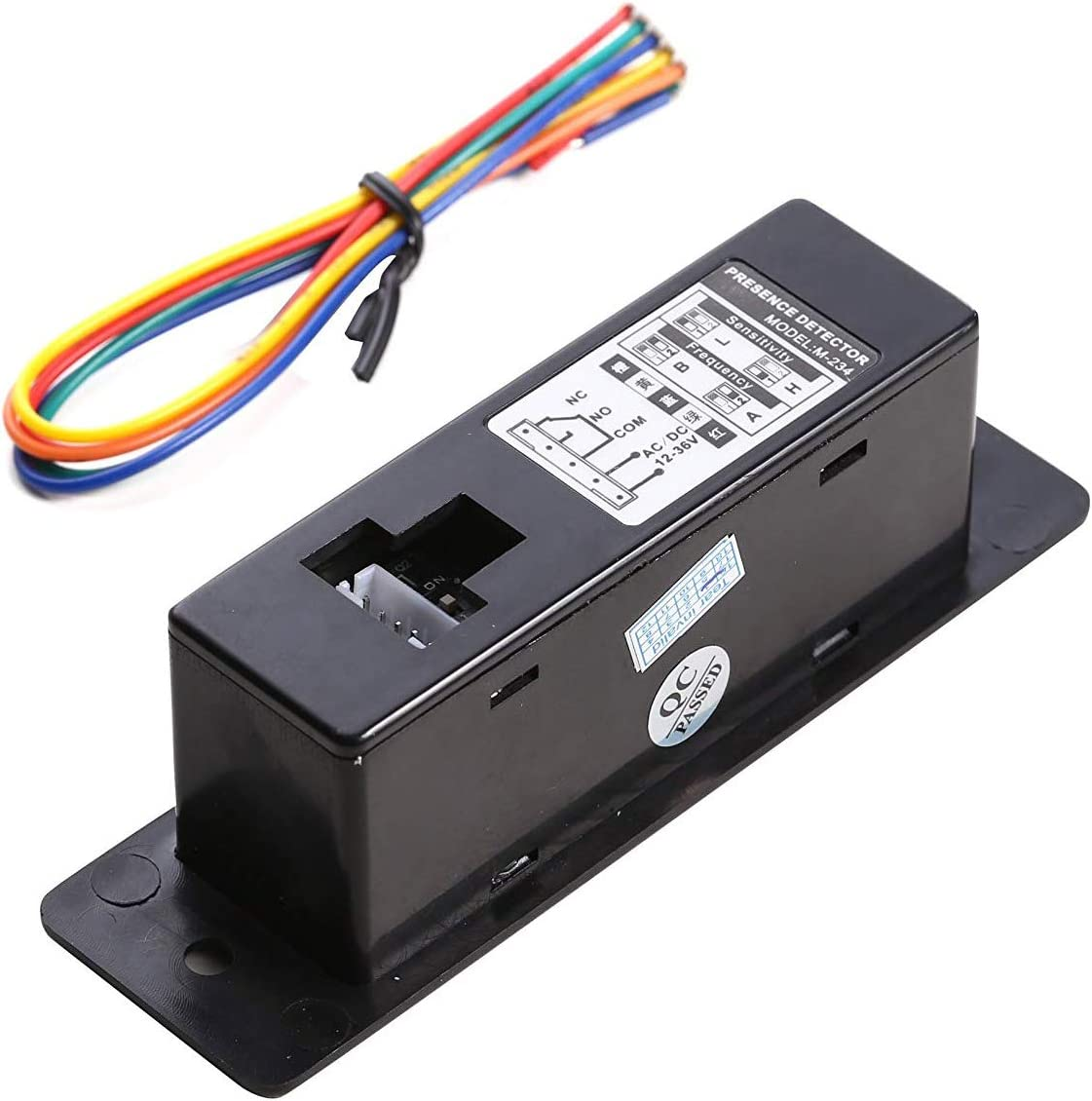 UHPPOTE Lado Presencia Sensor Detector Parte Para Sistma Control De Puerta Automática Auto-Puerta