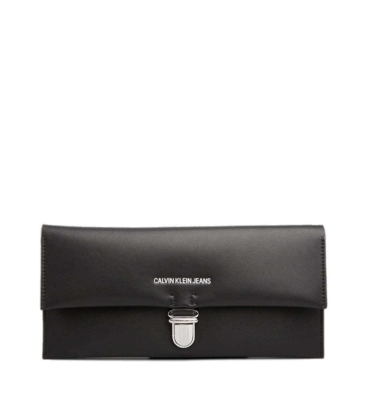 e7aaed43fc CALVIN KLEIN - SCULPTED EW CLUTCH - BLACK: Amazon.co.uk: Clothing
