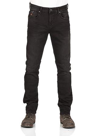 LTB Herren Jeans Hose Joshua, schwarz misty black  Amazon.de  Bekleidung 8906c61e32