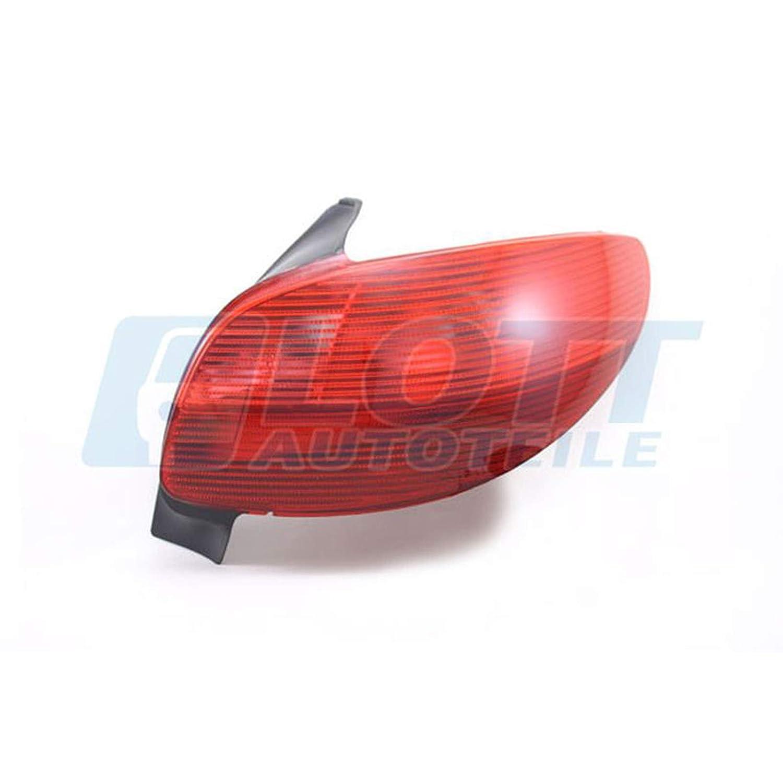 Blinker Seitenblinker links oder rechts klar Peugeot 206 09//98