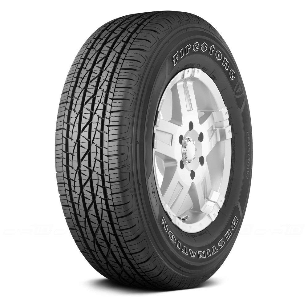 Firestone DESTINATION LE2 All-Season Radial Tire - 225/65R17 102T 3352