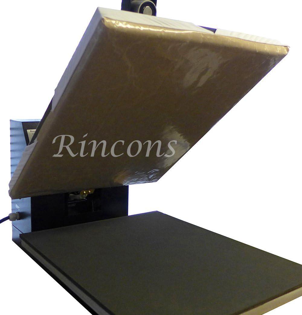 Upper Platen Base Wrap Cover Protector Heat Press 16 x 20 PTFE