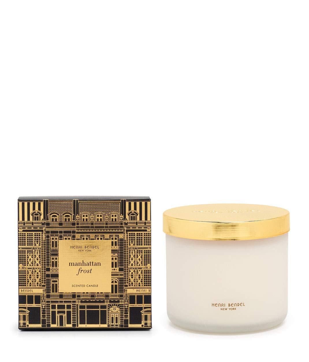 Henri Bendel Manhattan Frost 14.5オンス 3本芯キャンドル 香り付きキャンドル   B07MDLLWTM
