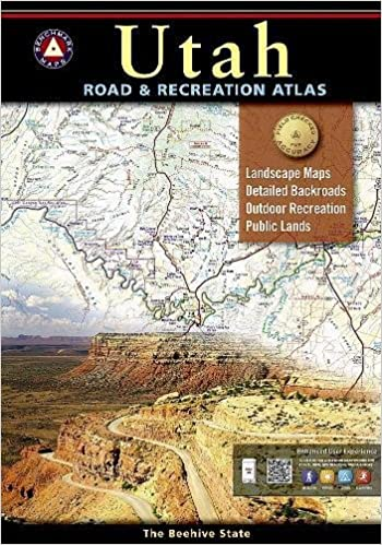 Benchmark Utah Road & Recreation Atlas, 6th Edition: Benchmark Maps ...