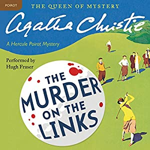 Murder on the Links Audiobook