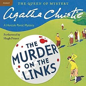 Murder on the Links Audiobook