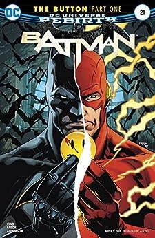 Batman (2016-) #21 by [King, Tom]