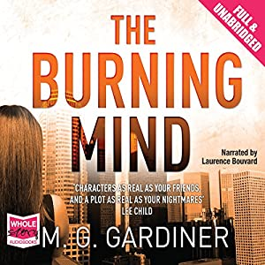 The Burning Mind Audiobook