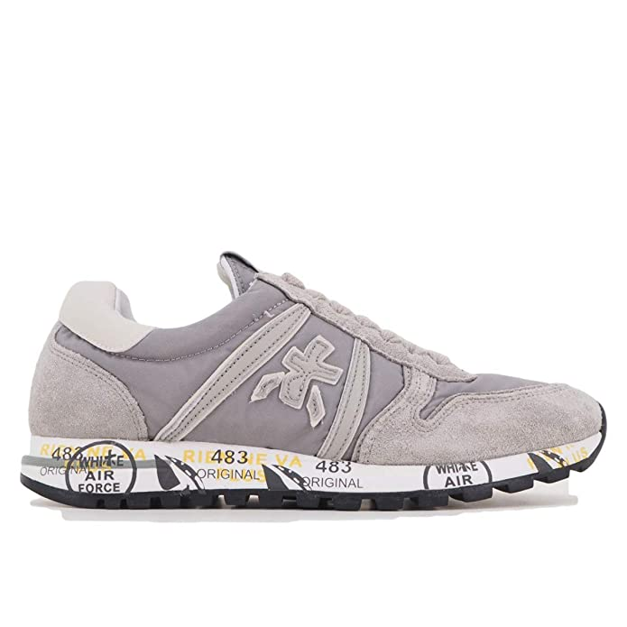 PREMIATA Scarpe Donna | Grigio | SKY D 3106 36: Amazon.it
