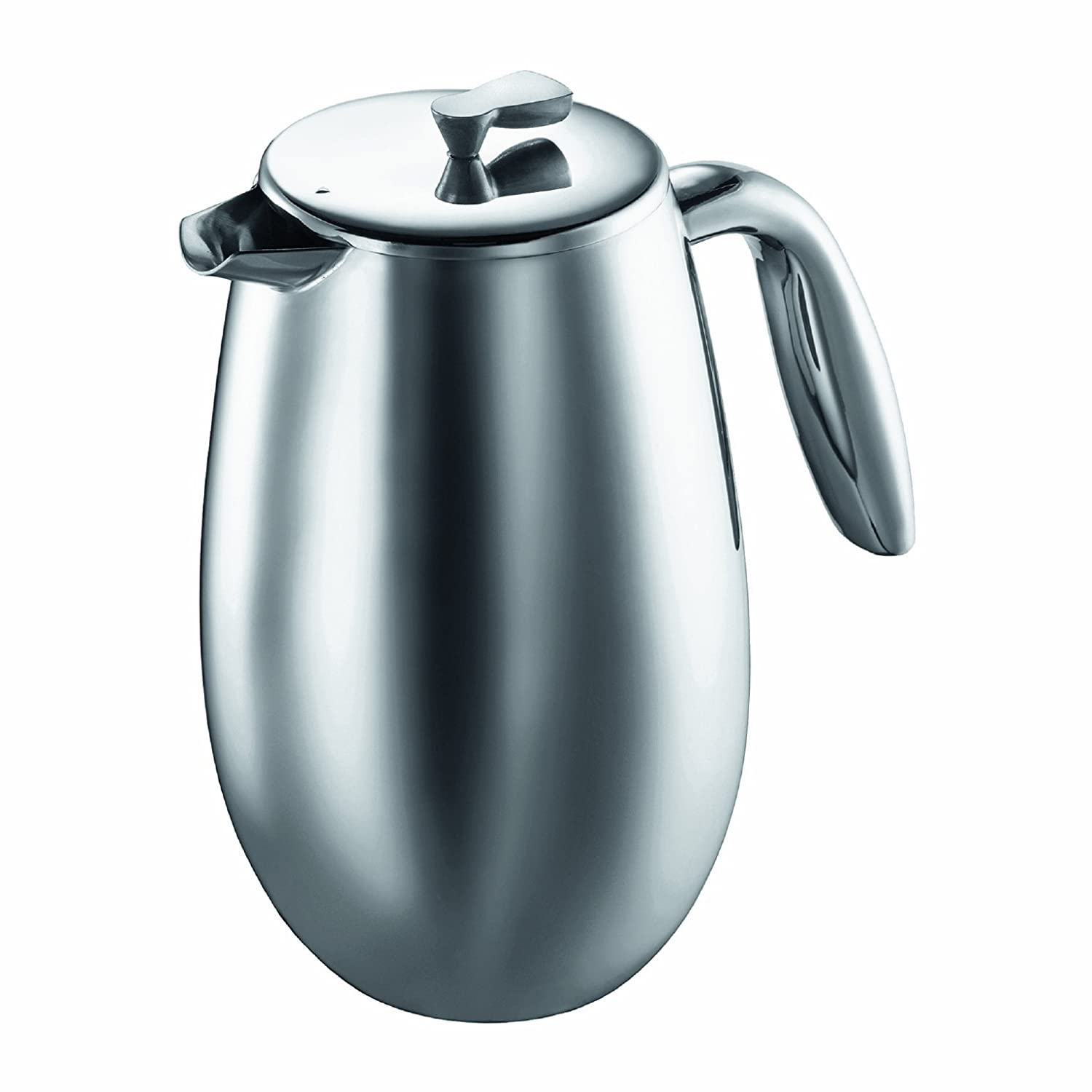 Bodum Columbia 8-Cup Stainless-Steel Thermal Press Pot