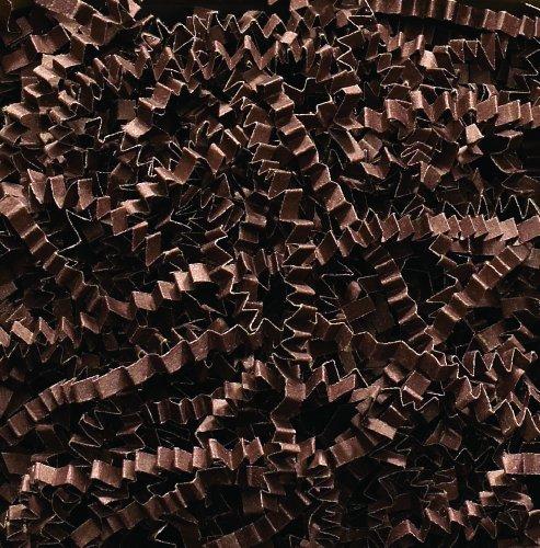 Aviditi CP10G Crinkle Paper, 10 lb., Chocolate