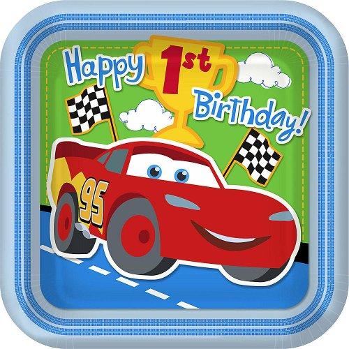 Disney/Pixar Cars 1st Birthday Champ 9