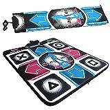 Dance Blanket, Non-Slip USB Computer Dancing Mat Play Pad Musical Floor Cushion Carpet Games Step Dance Music Blanket Rug(94x82x1.1cm)