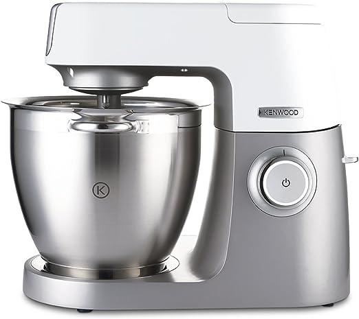 Kenwood KVL6000T 1200W 6.7L Plata, Color blanco - Robot de cocina ...