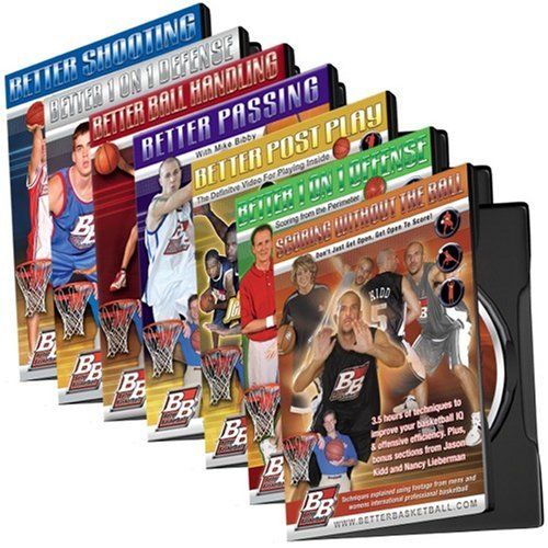 The Complete Better Basketball Collection by