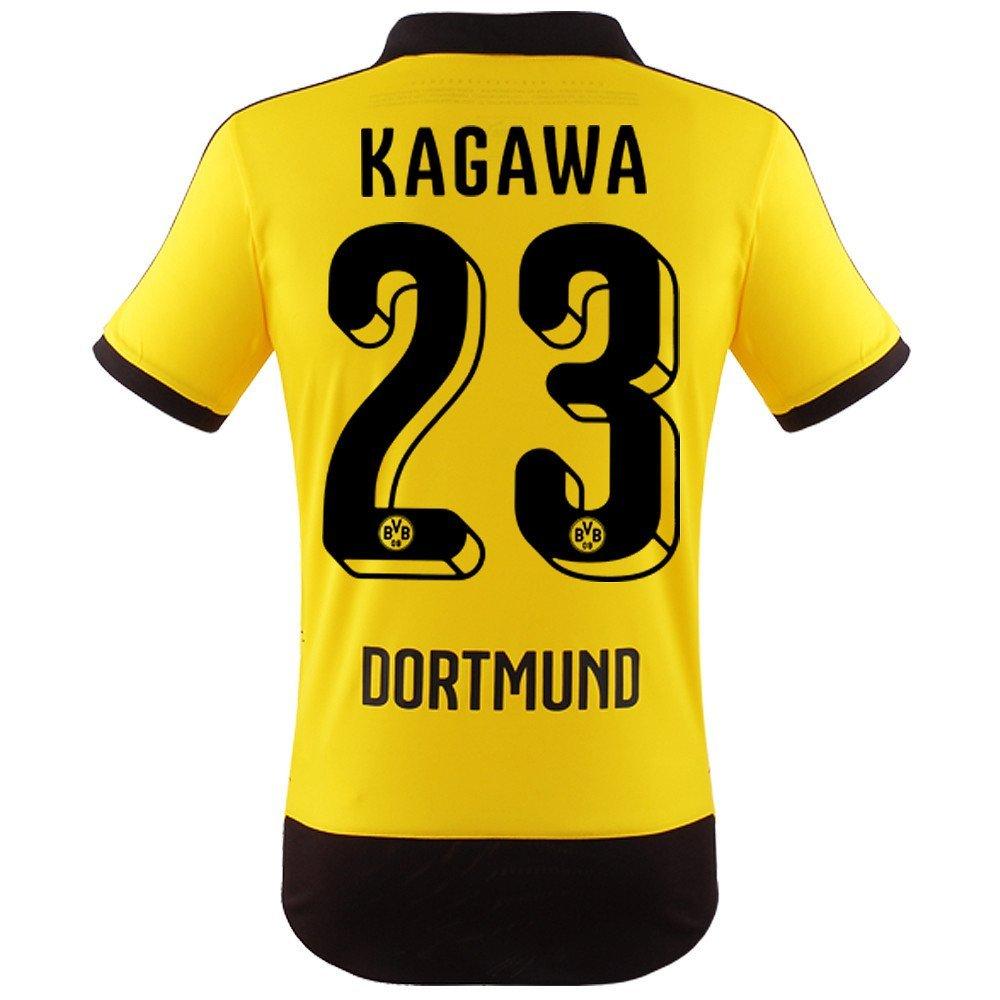 BVB Dortmund Home Trikot 2015 16 - KAGAWA