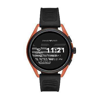 Smartwatch Emporio Armani Connected Gen 5 Matteo Rojo Aluminio ...