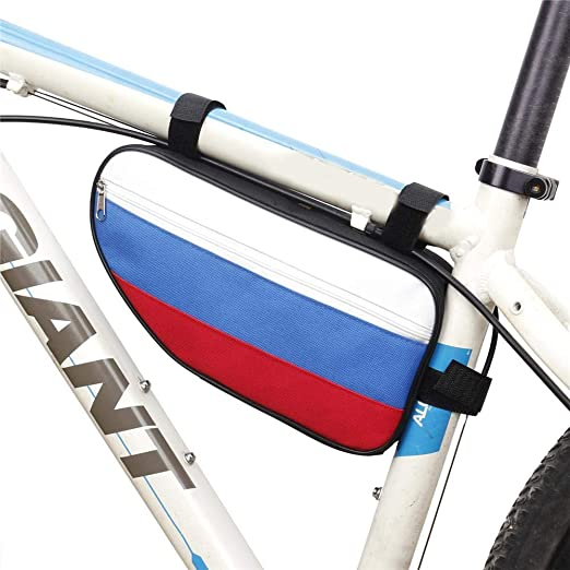 forestwood triángulo Bicicleta Top Tubo Bolsa de Bicicleta de ...