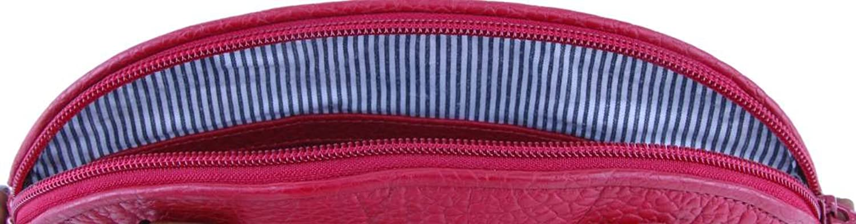berba Chamonix 200 Handbag in red