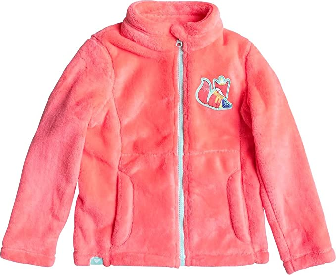Roxy Kids Igloo Fleece Zip Up (Big Kids) |