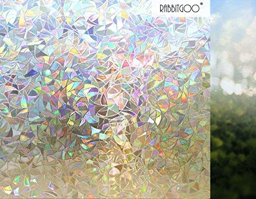 Rabbitgoo 3d pellicole per vetri casa pellicole adesive for Pellicola adesiva per vetri ikea