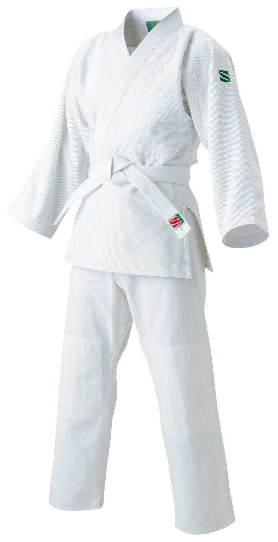 九桜 JSY 標準サイズ用大和錦柔道衣 上下セット 2サイズ JSY2 B001K9H9A4  -