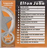 LEGENDS Karaoke CDG #8 All Choice Hits of ELTON JOHN Vol.1 cd +g