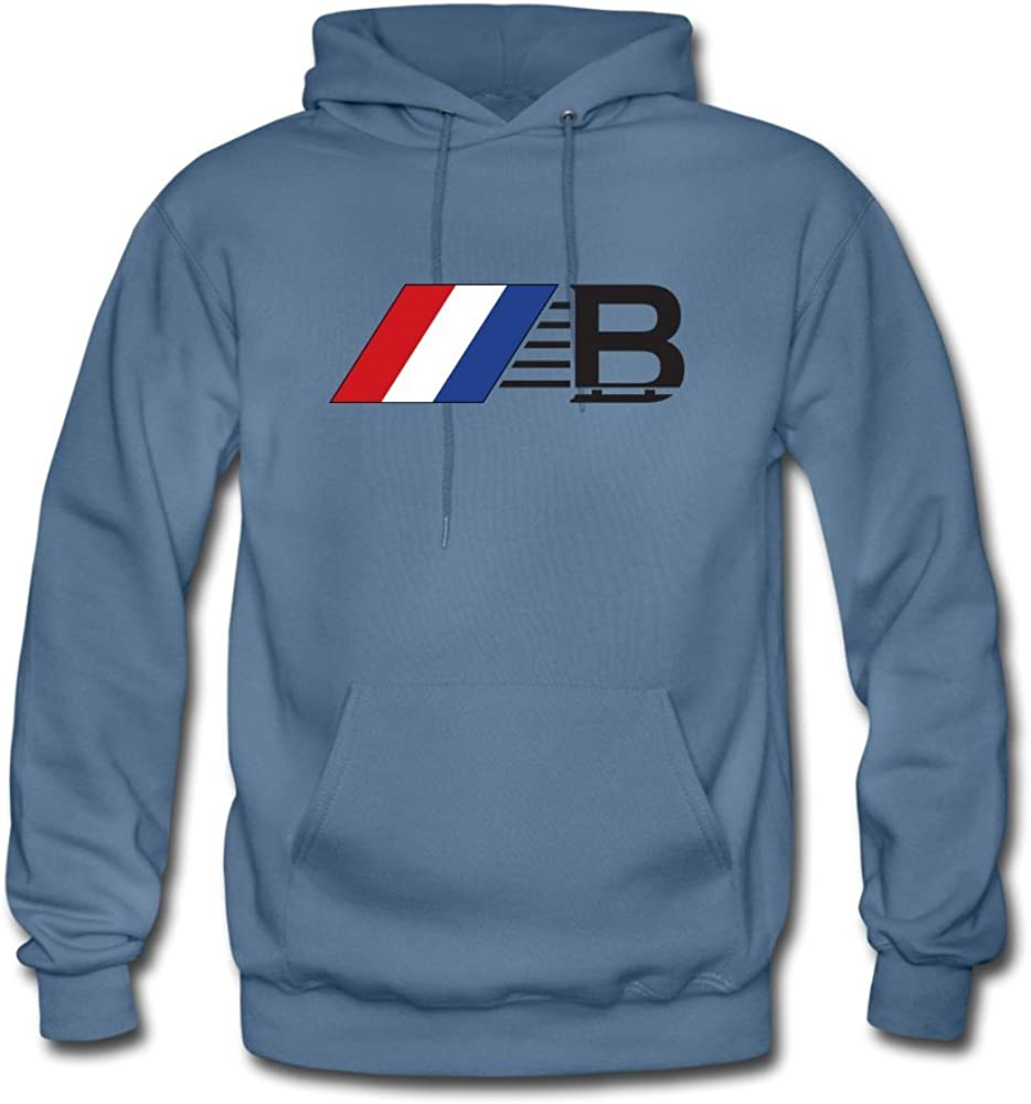 ATHLETE ORIGINALS Mens Hoodie BESA Flag by BESA Hockey