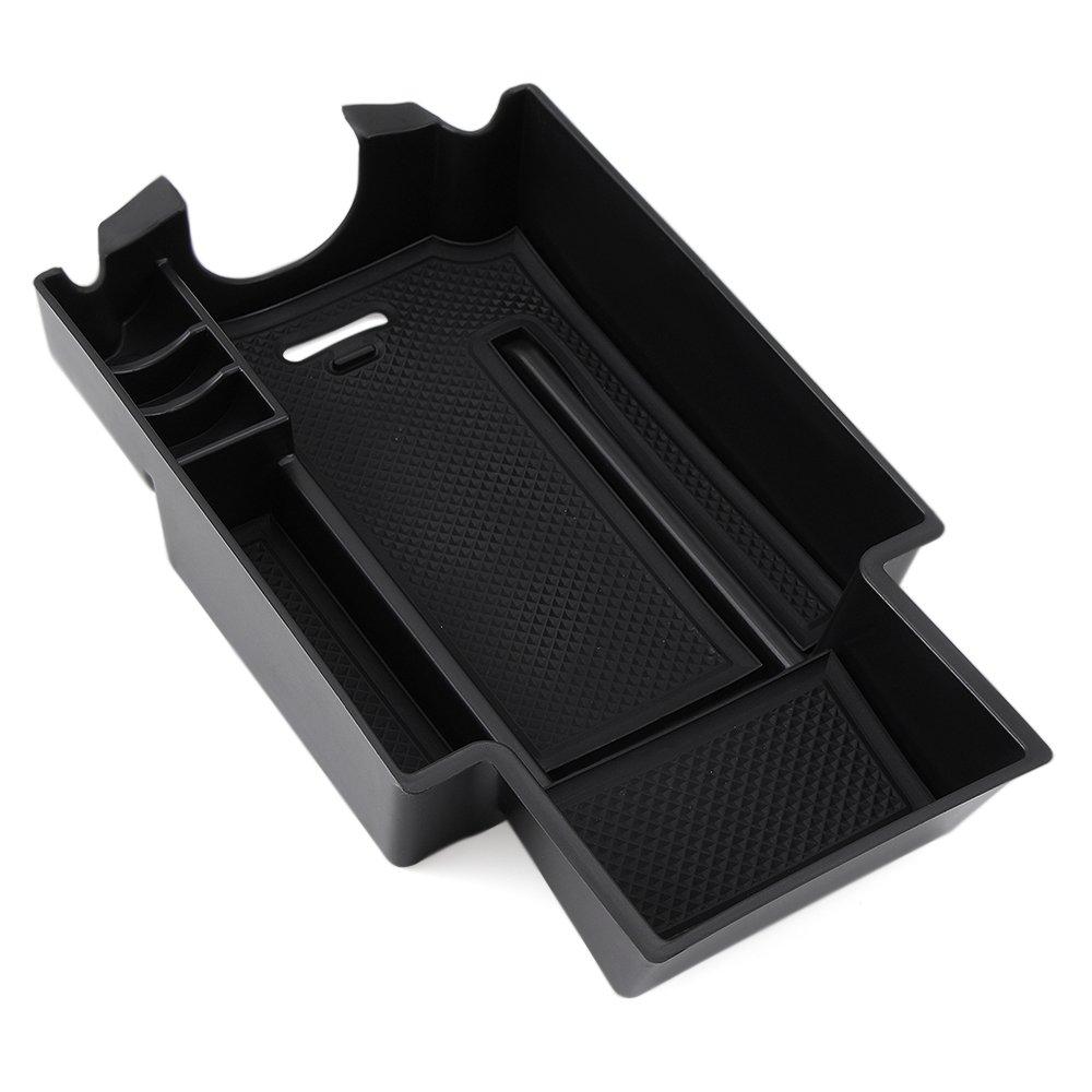 accesorio para Benz A Class CLA Class GLA Class soporte para la consola central solo compatible con veh/ículos con el volante a la izquierda Caja de almacenamiento para coche B Class