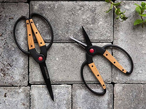Barebones Gardening Scissor Combo | Garden Pruning Shears - Great for all Yard Work & Gardening Tasks