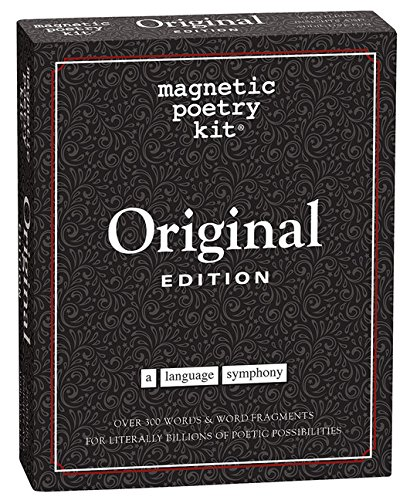 Magnetic Poetry - Original Kit - All The Essential