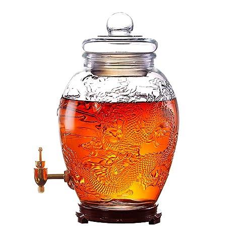 Dispensador De Bebidas| Vaso De Vidrio Para Bebidas| Dispensador De Bebidas Para Bebidas Frías