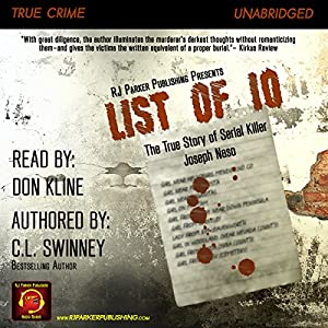 List of 10 Audiobook