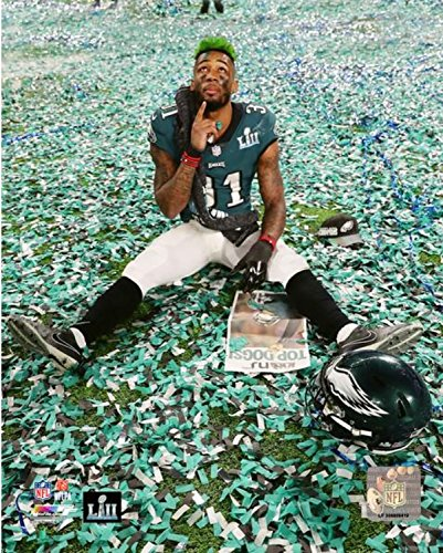 Fabulous Amazon Com Jalen Mills Philadelphia Eagles Super Bowl Lii Pabps2019 Chair Design Images Pabps2019Com