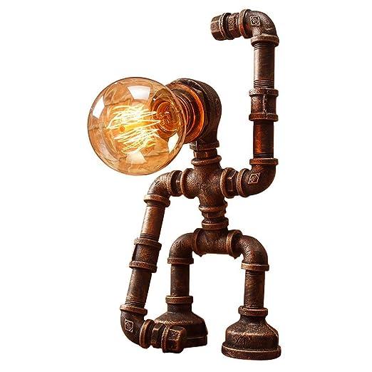 Mesa Lámpara EscritorioTubos de Steampunk Lámpara de de wiPXuTkZO
