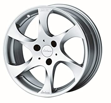 Lorinser Speedy 451 ET24 - Rueda de Metal Ligero para Smart ForTwo (6,5