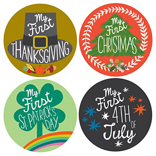 - Lucy Darling My First Holiday Stickers