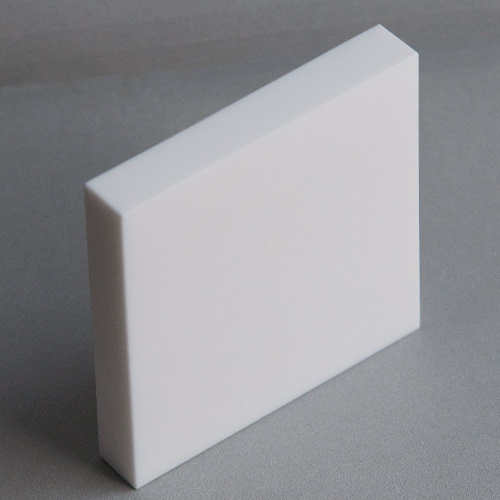 Macor, MAC2-120303, Machinable Ceramic Sheet, 3/4'' Thick X 3'' X 3''