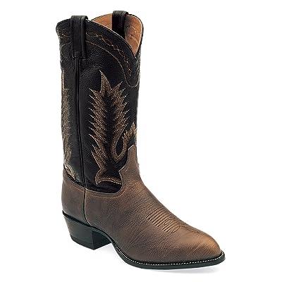 6171C Tony Lama Men's Cowboy Western Boots - Chocolate