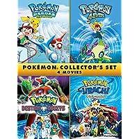 Deals on Pokemon Collectors 4-Film Set DVD