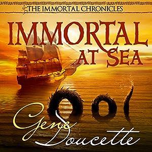 Immortal at Sea Audiobook