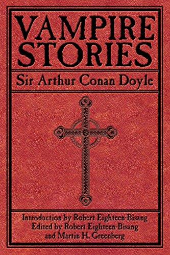 Vampire Stories cover