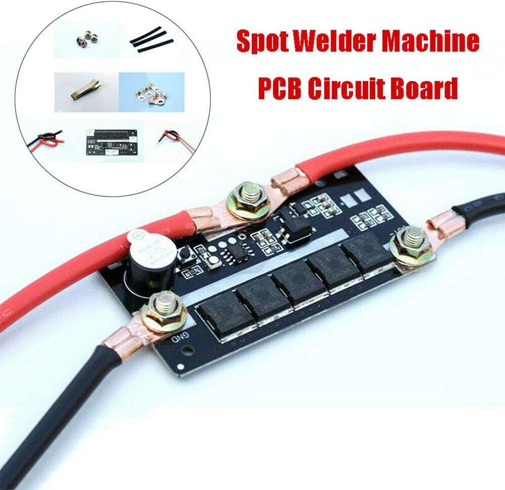 DIY 12V Battery Energy Storage  Spot Welder Machine PCB Circuit Board