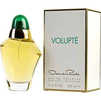 VOLUPTE by Oscar de la Renta EDT SPRAY 3.3 OZ for WOMEN ---(